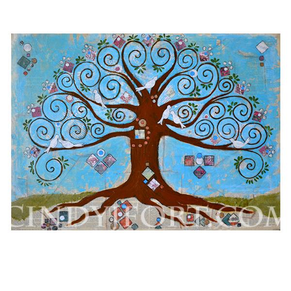 Klimt-tree