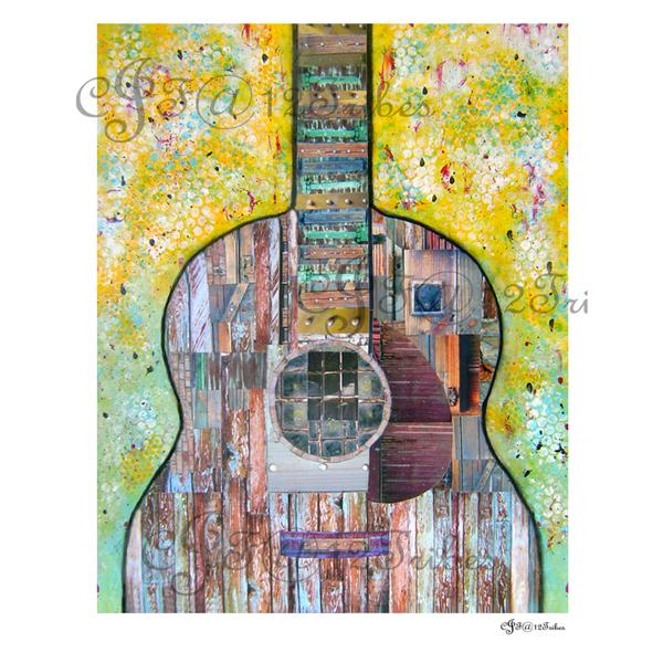 Rustic-Guitar