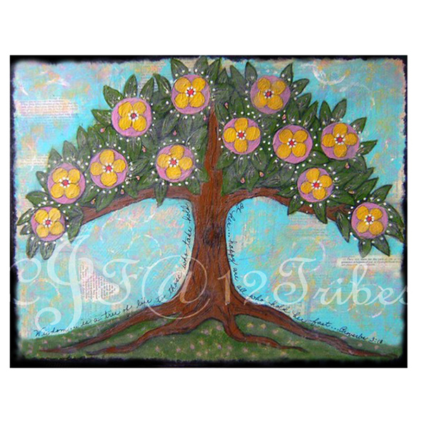 Tree-of-Life-folk-art