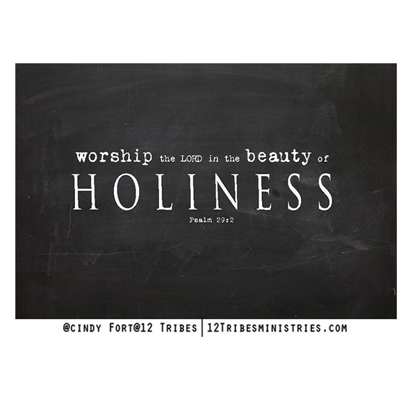 beauty-of-holiness